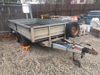 Twin Axle Indespension trailer 3.2m x 1.8m