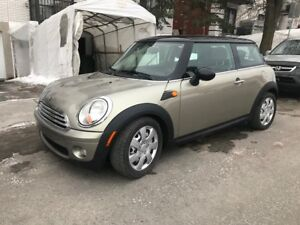2010 Mini cooper automatique 146 000 km