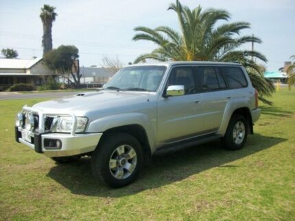 2005 Nissan Patrol GU IV ST (4x4) 4 Speed Automatic Wagon Alberton Port Adelaide Area Preview