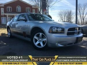 2010 Dodge Charger SXT|$60wk|Leather|Pwroptions|V6|AUX
