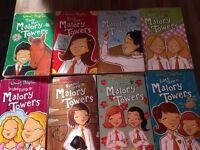 Malory Towers 8 Book Set- Enid Blyton