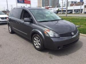 2008 Nissan Quest S DVD TINTED NEED GONE TODAY BEST OFFER!!!
