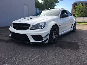 2012 Mercedes-Benz C-Class C 63 AMG BLACK SERIES