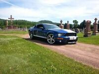 2007 Ford Mustang Shelby GT500 Coupé (2 portes)