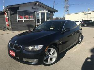 2010 BMW 335i xDrive|NAV|SUNROOF|LEATHER|