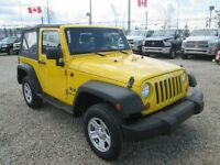 2008 Jeep Wrangler 4x4 Sport,,,NOBODY GETS TURNED DOWN