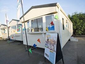 ABI STATIC CARAVAN LUXURY HOLIDAY HOME ON 5* RESORT SKEGNESS PAYMENT OPTIONS AVAILABLE LOOK WOW