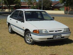 1993 Ford Laser KHII GL 3 Speed Automatic Hatchback Albert Park Charles Sturt Area Preview