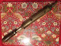 Antique Brass Pump