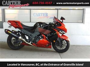 2009 Kawasaki Ninja ZX-14 - REDUCED!!