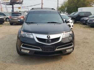 2010 Acura MDX Elite Package 4dr All-wheel Drive