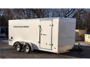 HUGE SAVINGS ON ALL ENCLOSED AND OPEN TRAILERS AT FIRST PLACE Belleville Belleville Area image 4