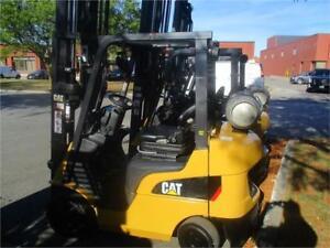 Forklift Caterpillar 2012 , Lift truck 2C5000 propane LPG