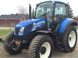 Tracteur New Holland  T5-115