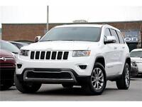2014 Jeep Grand Cherokee Limitée 4x4 CUIR TOIT GPS CAMÉRA