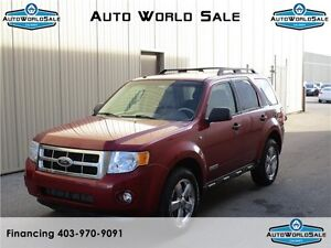 2008 FORD ESCAPE XLT |4WD |