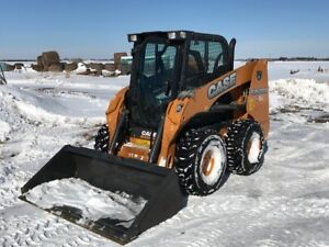 2015 Case SR200 Skid Steer