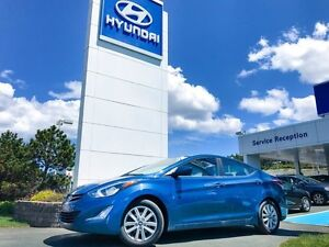 2015 Hyundai Elantra SE at