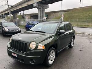 2007 Jeep Compass Sport 4X4 AUTOMATIQUE 99000 KM