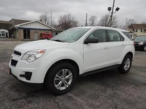 2013 Chevrolet Equinox LS Chathams Best Buy Dealer