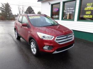 2018 Ford Escape SEL AWD for only $212 bi-weekly all in!