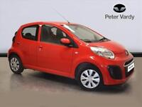 2013 CITROEN C1 HATCHBACK