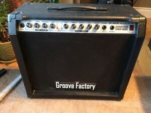 40 Watt Amp $100OBO Kitchener / Waterloo Kitchener Area image 1