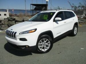 2017 JEEP CHEROKEE North 4X4 V6 (DEMO CLEAR-OUT!!! ONLY 1000 KM!