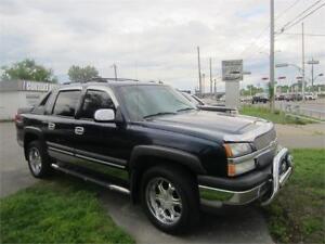 2004 Chevrolet Avalanche AVALANCHE 4X4  financement accor d