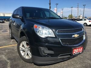 2014 Chevrolet Equinox LS, Power Seat, Tint, Cruise, AC!