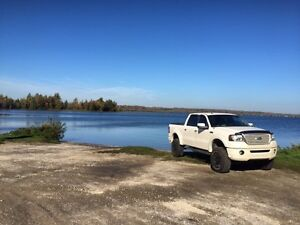 2007 Ford F-150 SuperCrew Limited Pickup Truck