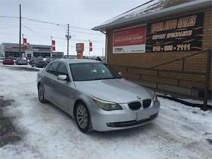 2008 BMW 5 Series 528i***LEATHER**SUNROOF**HEATED SEATS*****
