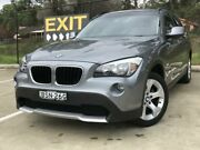 2010 BMW X1 E84 sDrive18i Steptronic Graphite 6 Speed Sports Automatic Wagon Blacktown Blacktown Area Preview