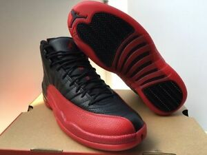 "Sz 9 DS Air Jordan 12 Retro OG Men's ""Flu Game"" 2016 Kitchener / Waterloo Kitchener Area image 2"