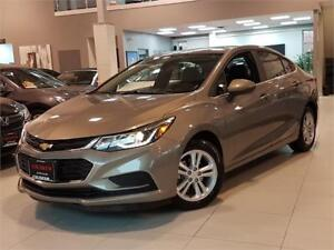 2017 Chevrolet Cruze LT-AUTO-ONLY 13000KM-CAMERA-1 OWNER-GM WARR