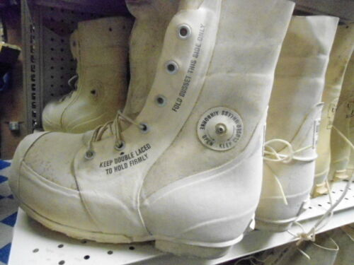US Military Bunny Boots -60 degrees (USED) MINER BRAND ONLY