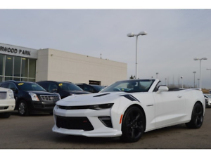 2018 Chevrolet Camaro SS Convertible Your New Ride This Summe !!