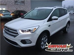 Ford Escape Titanium AWD Navigation Cuir Toit Panoramique MAGS 2