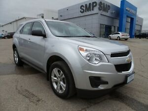 2012 Chevrolet Equinox LS, PST paid, Bluetooth, A/C, alloys, SMP