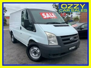 2008 Ford Transit VM Low (SWB) White 6 Speed Manual Van Minto Campbelltown Area Preview