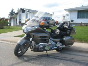 Mint Condition Honda Goldwing  REDUCED price!
