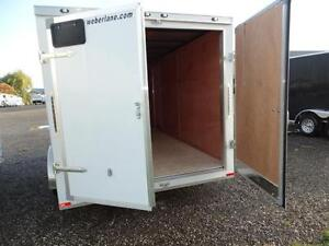 7x14 Enclosed trailer for $48.80 per payment! Kitchener / Waterloo Kitchener Area image 5
