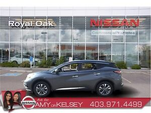 2016 Nissan Murano SL **Manager's Demo** SAVE!!
