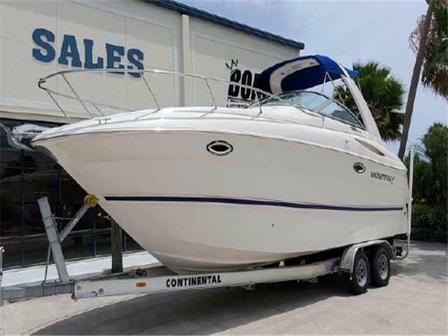 2004 Monterey 265 Cruiser for sale!