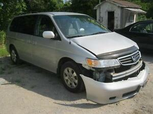 1999/2004 HONDA ODYSSEY (FOR PARTS PARTS PARTS ONLY)