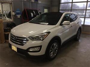 2013 Hyundai Santa Fe SE