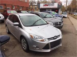 2012 Ford Focus SE,Automatic... EASY FINANCING...69.20 B/W