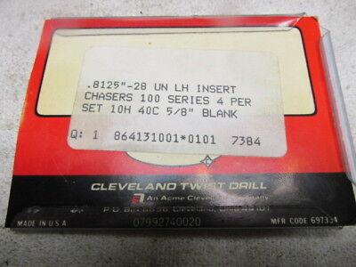 Hg Cleveland Twist Drill Die Head Chasers Series 100 1316-28 Lh
