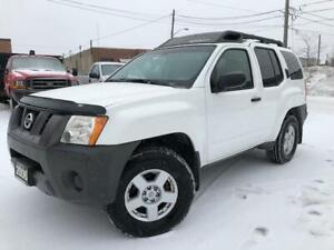 2006 Nissan Xterra Off-Road 4x4 **ONLY $4999**