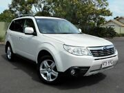2009 Subaru Forester S3 MY10 XS AWD Premium White 4 Speed Sports Automatic Wagon Chermside Brisbane North East Preview